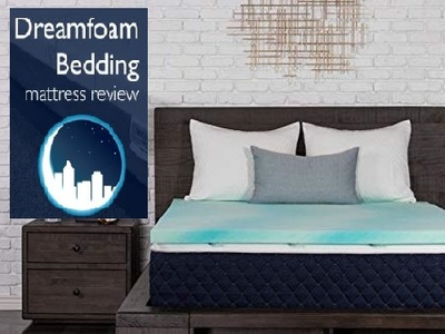 Dreamfoam Bedding 2-inch Topper Review
