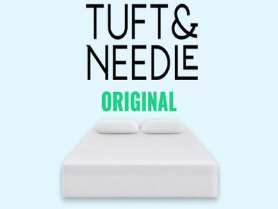 Tuft and Needle Queen Memory Foam Mattress Review