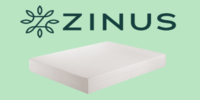 Zinus Memory Foam Mattress Logo